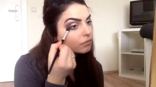 Vale mua - genta ismajli shake it   inspired Makeup Tutorial