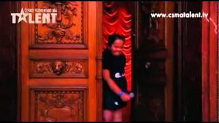 Malé speváčky   Česko Slovensko má talent 2011