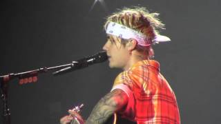 Justin Bieber Covers Cry Me a River (Purpose Tour)