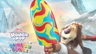 Paddle Pop - Rainbow Power