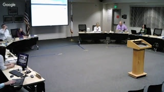 Regular Meeting of the Board for Martinez USD - 4/24/17