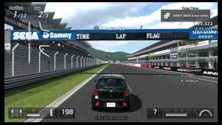 Gran Turismo 5   Yaris Race - Fuji Speedway F 6:04.320   A-Spec