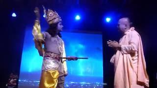 Natok KRISHNA  Kripay Srila Prabhupada, Director & Writer- Shuvatma Gopinath Das(Shawn)