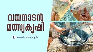 Huge profit from fish farming | Haritham Sundaram | Kaumudy TV