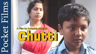 Mother And Son Relationship | Bengali Short Film – Chutti