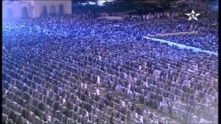 دعاء ختم القرآن الكريم للشيخ عمر القزابري من تراويح 2013-1434
