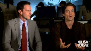 Five minutes with the stars of 'White Collar'