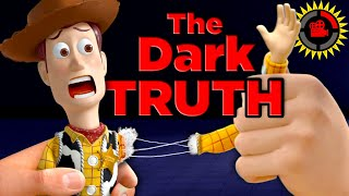 Film Theory: The Horrific Reality of Toy Story (Toy Story 4)