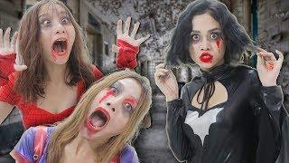 Superhero Girls Movie Episode 8 | Superhero Girls Zombie Learn Colors Nusery Songs Johny Yes Papa