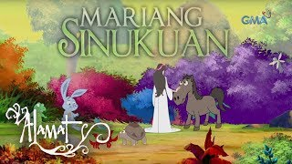 Alamat: Ang Alamat ni Mariang Sinukuan | Full Episode 4