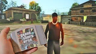 GTA San Andreas with Nintendo 64 Graphics (GTA SA Lowest Graphics)