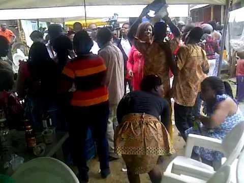 burial ceremony in warri delta nigeria via edwin kema