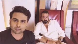 Farhan akhtar promotes Bhoomi with Sanjay Dutt