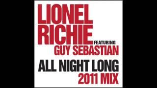 Lionel Richie   All Night Long 2011 Mix) ft  Guy Sebastian   YouTube