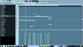 How To Create Bass Slides In FL Studio 10 | Producer Tips Vol. 6