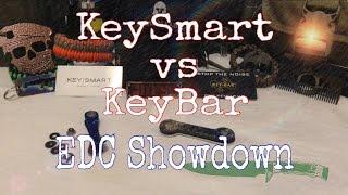 KEYBAR vs KEYSMART | Ultimate EDC Showdown!