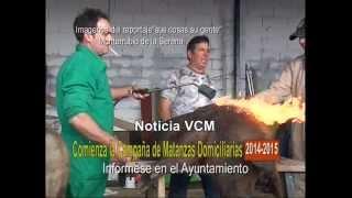 VCM Noticias Matanzas 2014-2015 -Monterrubio de la Serena