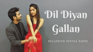 Dil Diyan Gallan  Tiger Zinda Hai  Valentines Day Special  Livetodance With Sonali