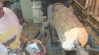 Wood turning large Vase  by Al Furtado