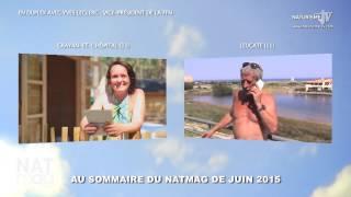 Natmag 40 - Juin 2015 - La bande-annonce sur Naturisme TV #naturisme #teaser