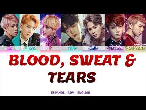 Xxx Mp4 BTS Blood Sweat Tears Lyrics Español Rom English 3gp Sex