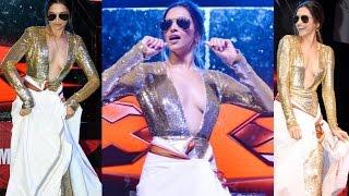 Deepika Padukone Dance on Lungi Dance Song
