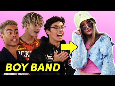 Xxx Mp4 A Boy Band Styled Me For A Week Feat PRETTYMUCH 3gp Sex