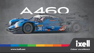 ixell Alpine A460 (Short)