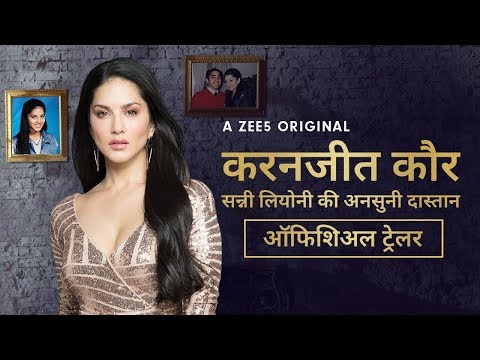Xxx Mp4 Karenjit Kaur The Untold Story Of Sunny Leone Official Hindi Trailer Now Streaming On ZEE5 3gp Sex