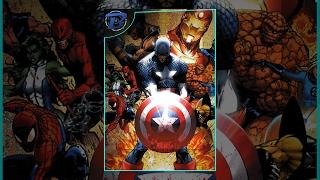 Guerra Civil Marvel - Filme Completo - Dublado Motion Comic ( Marvel Comics ) 🎬