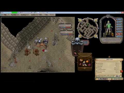 Let's Play Ultima Online Forever - Archer/Provo POWER.  Fun Times!!!