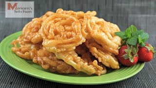 Meshabek recipe/ Egyptian funnel cake