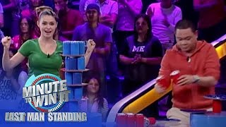 Candelier | Minute To Win It - Last Man Standing