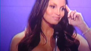 Trish Stratus HOF speech