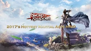 SWORD OF SHADOW ( ANDROID / IOS / MOBILE ) GAMEPLAY TRAILER MMORPG [HD] APK HACK !
