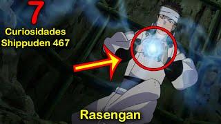 7 Curiosidades y Errores de Naruto Shippuden 467 | Dash Aniston