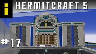 Minecraft HermitCraft Season 5 | Episode 17: Breaking Ground