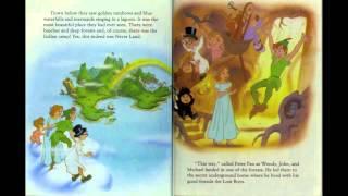 Walt Disney - Peter Pan - A Little Gold Book