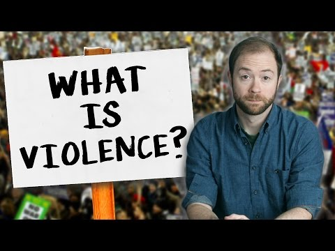 watch What Is Violence?