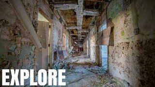 Explore - Abandoned Mental Asylum