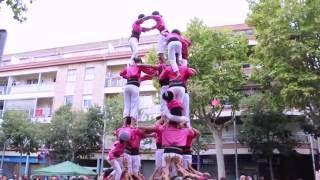 5de6 || Castellers de Sant Feliu || Sant Rarimi 2016