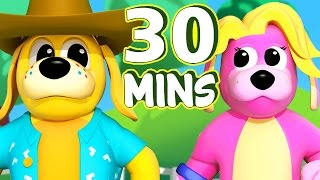 Farmer In The Dell Nursery Rhyme & More | Kids Songs To Dance To by Raggs TV Kids Dance Songs