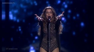 Iveta Mukuchyan - LoveWave Armenia Live at Semi   Final 1 at the 2016 Eurovision Song Contest