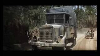 Indiana Jones Desert Chase