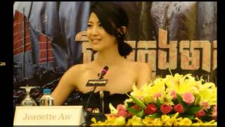 jeanette aw | jeanette aw movie | jeanette aw drama | jeanette aw and elvin ng | singapore movie