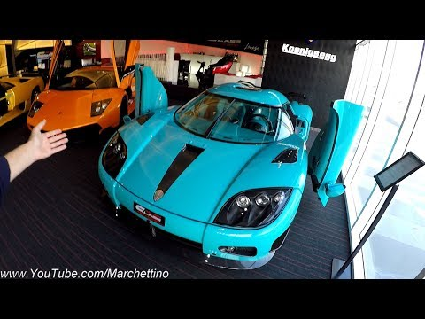 Millionaires Love Car Shopping Here Sub ENG