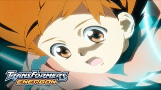Transformers: Energon - The Story of Kicker's Powers