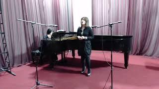 Adriana Lecouvreur - F. Cilea - Gohar Nersisyan