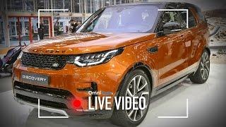 Jaguar e Land Rover al Motor Show 2016