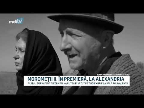 Xxx Mp4 MOROMETII II IN PREMIERA LA ALEXANDRIA YOUTUBE 3gp Sex
